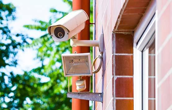 камера на улица